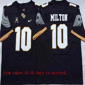 UCF Knights #10 McKenzie Milton Jersey